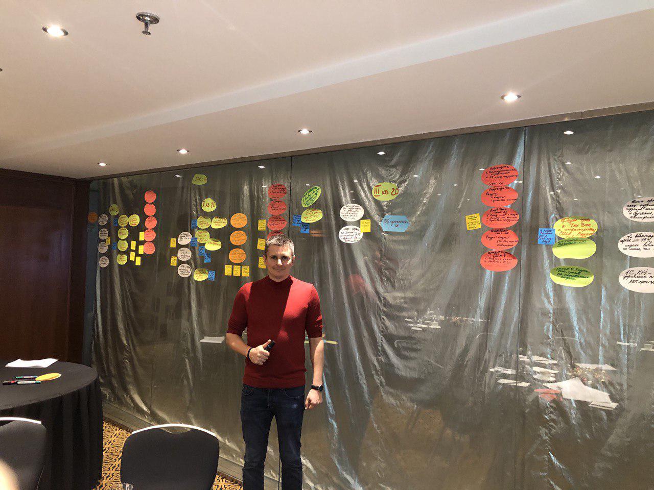 Разработка и фасилитация стратегии перехода компании в marketplace