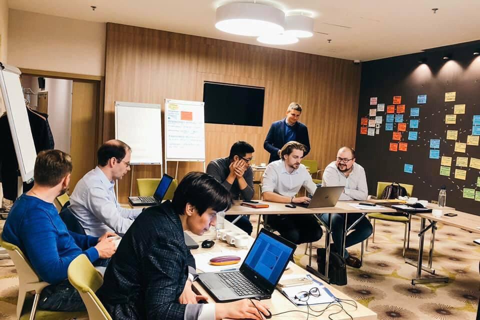 Разработка и фасилитация стратегической сессии по выбору маркетинговой стратегии